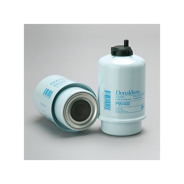 Donaldson - Fuel/Water Separator, Spin-On L: 6,08 in, OD: 3,15 in - DONP551430
