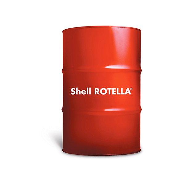 Shell - Rotella T6 5W40 Motor Oil - 208 L - SHE550046219