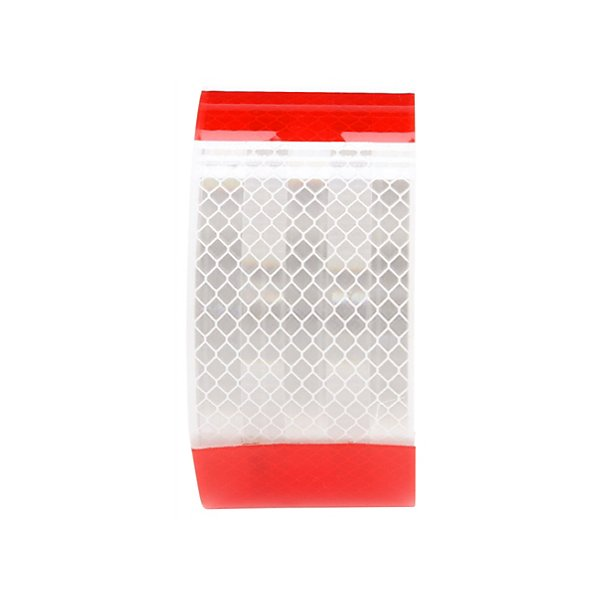 Truck-Lite - Red/White Reflective Tape, 2 in. x 18 in. - TRL98104