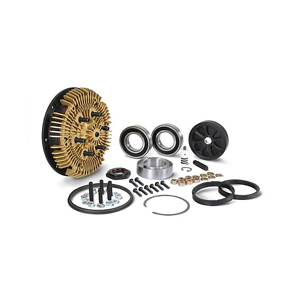 Kit Masters - 2-Speed GoldTop Rebuild Kit Fan Clutch 2.56 in. - KMR24-256