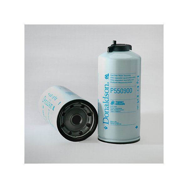 Donaldson - Twist & Drain Spin-On Fuel Filter Water Separator 9.76 in. - DONP550900