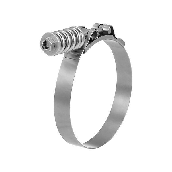 Breeze - Spring-Loaded T-Bolt Clamp - Heavy Duty 3-1/16 to 3-3/8 in. - BREB9224-0306