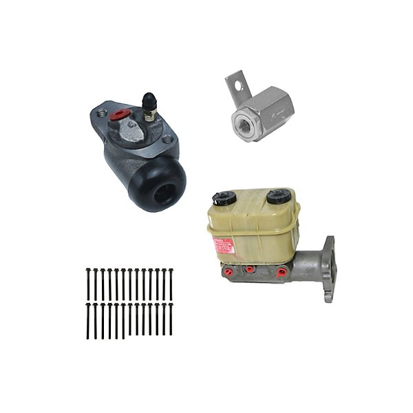 Cylinders & Accessories