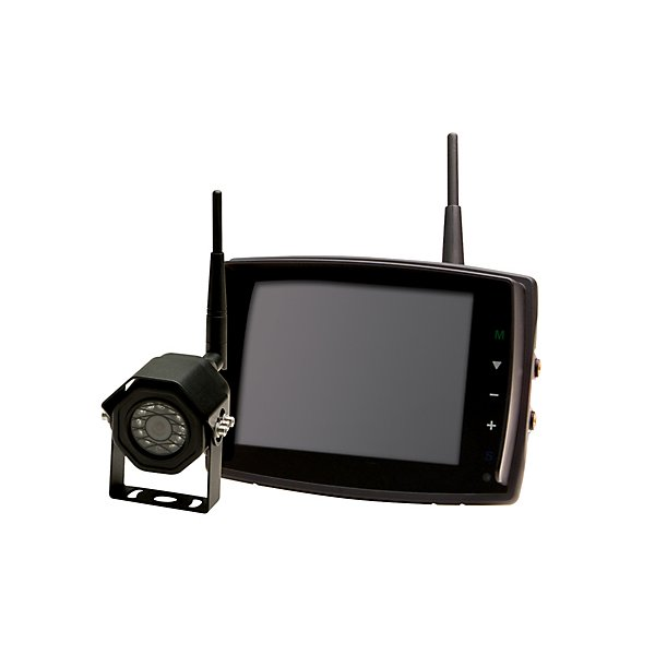 Camera System Monitor