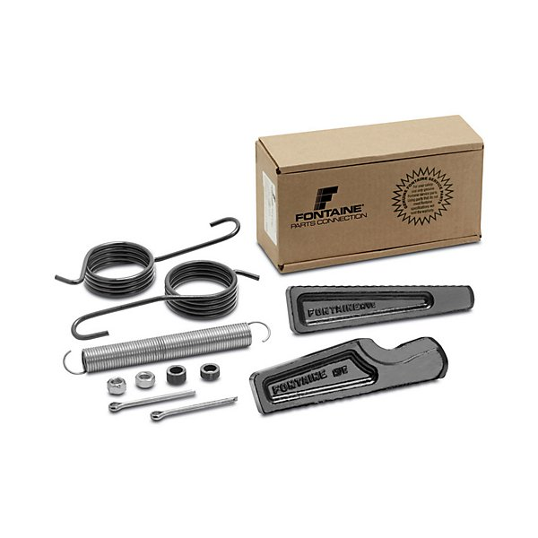 Fifth Wheel & Pintle Hooks Parts