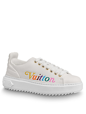 LOUIS VUITTON Time Out Sneaker Designers