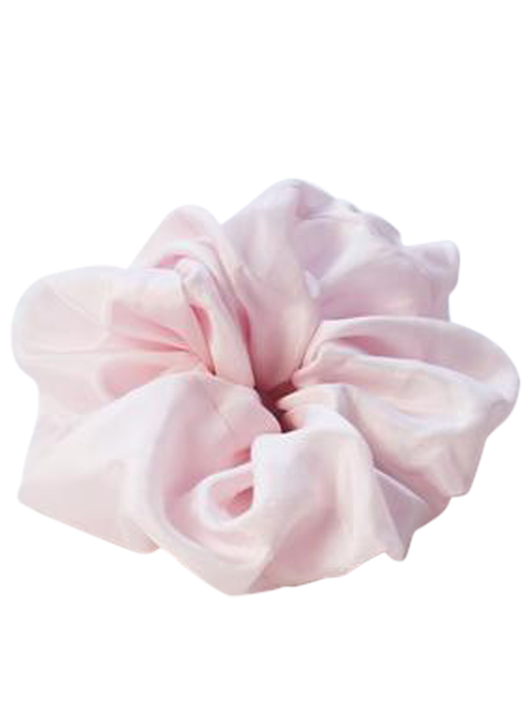 NITECAP Silk Scrunchie H Project Pink