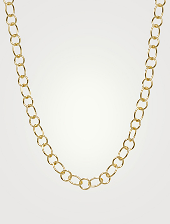 TEMPLE ST. CLAIR 18K Gold Ribbon Chain Women's Gold