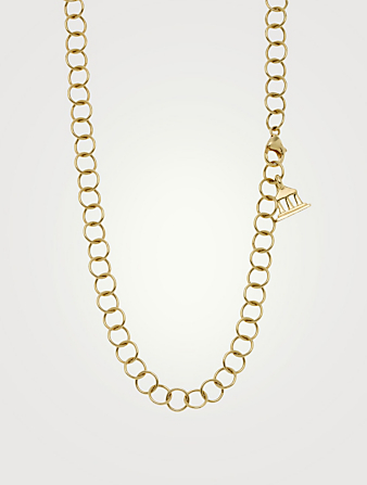 TEMPLE ST. CLAIR 18K Gold Classic Round Chain Women's Gold