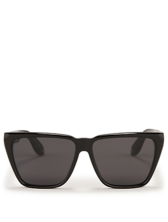 GIVENCHY Rectangular Sunglasses Women's Black