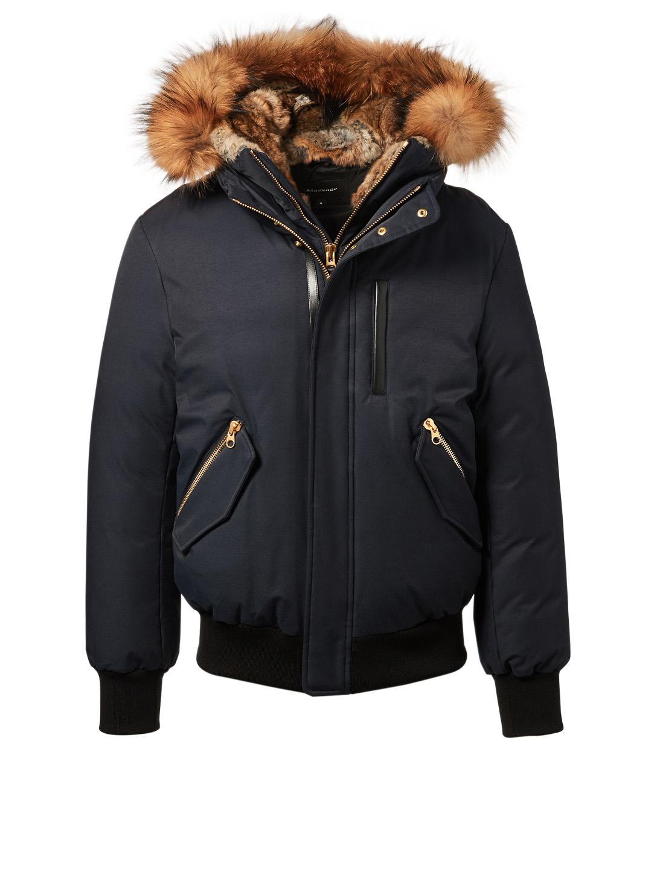c80c24645 Dixon Down Bomber Jacket With Fur Hood   Puffer Coats   Holt Renfrew