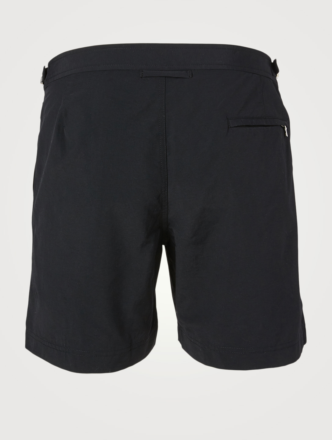 ORLEBAR BROWN Short de bain mi-long Bulldog Hommes Noir