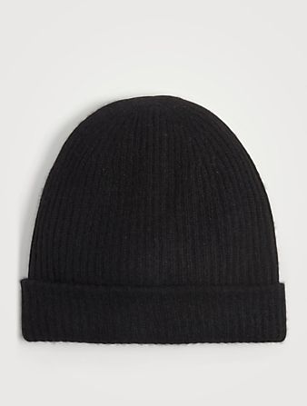 WHITE & WARREN Cashmere Toque Collections Black