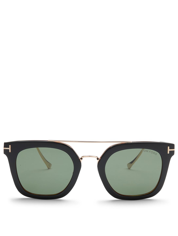 e1050d2ba3f8 TOM FORD Alex Square Sunglasses