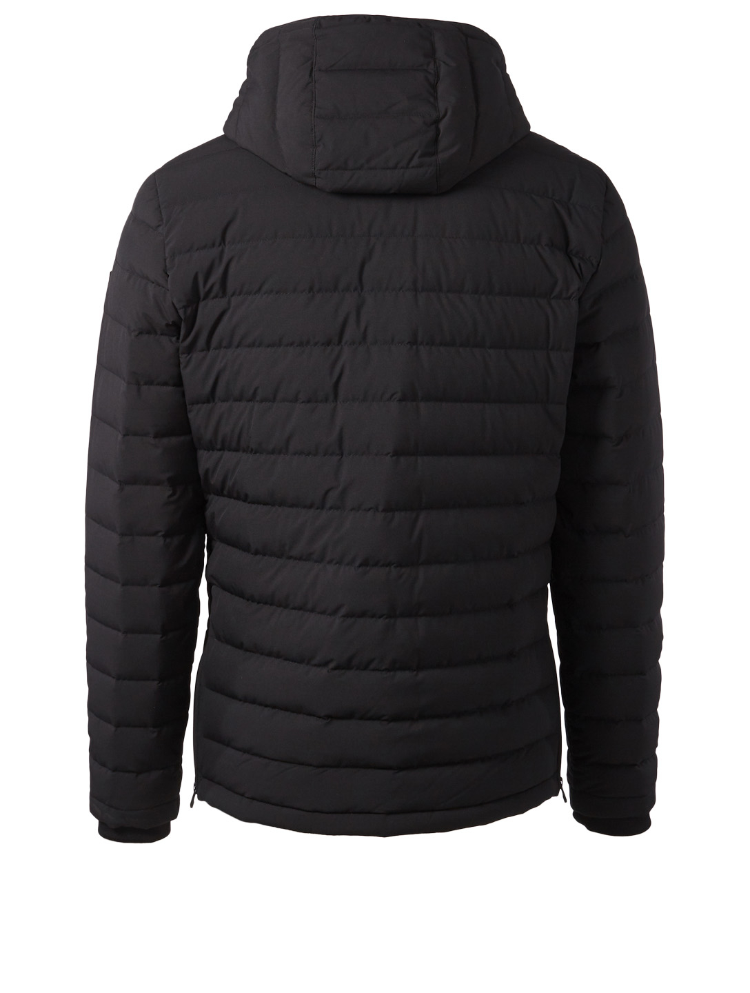MOOSE KNUCKLES Fullcrest Down Coat Men's Black