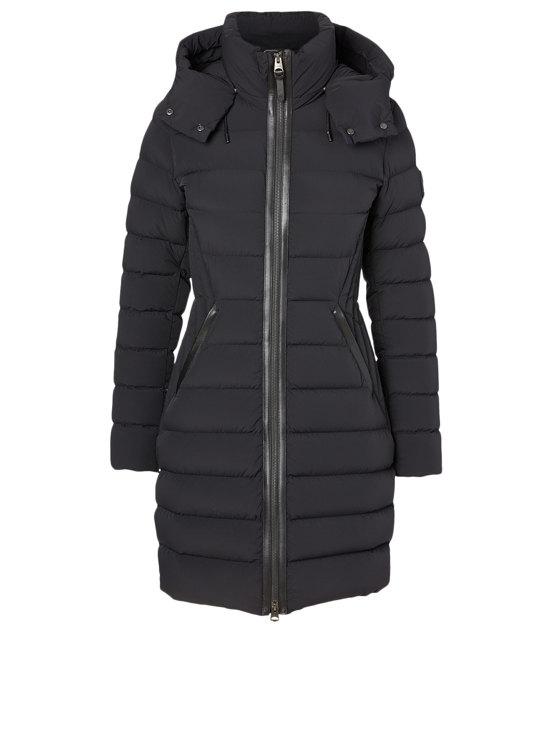 MACKAGE Farren Quilted Down Coat Women's Black
