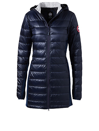 CANADA GOOSE HyBridge Lite Down Puffer Coat HyBridge Lite Down Puffer Coat Blue