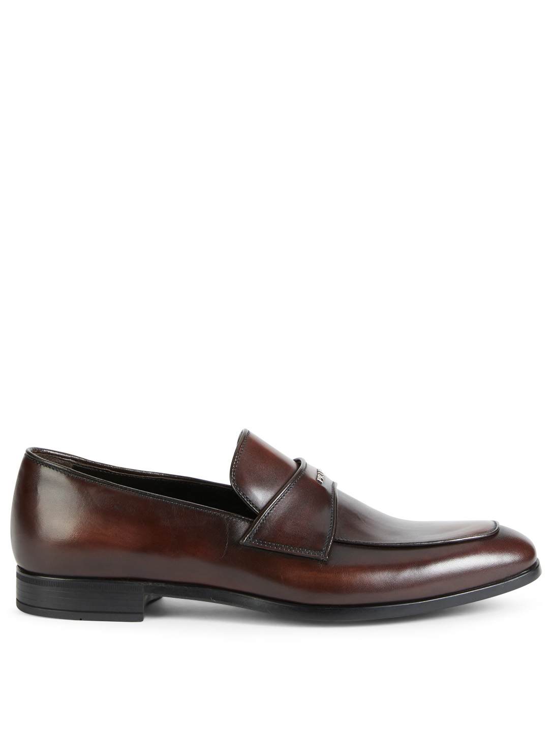 36d40535ce7 spain prada dress shoes black leather apron toe lace up for sale 0275a  c725f  discount code for prada vitello leather loafers mens brown 0ab53  8eaa8