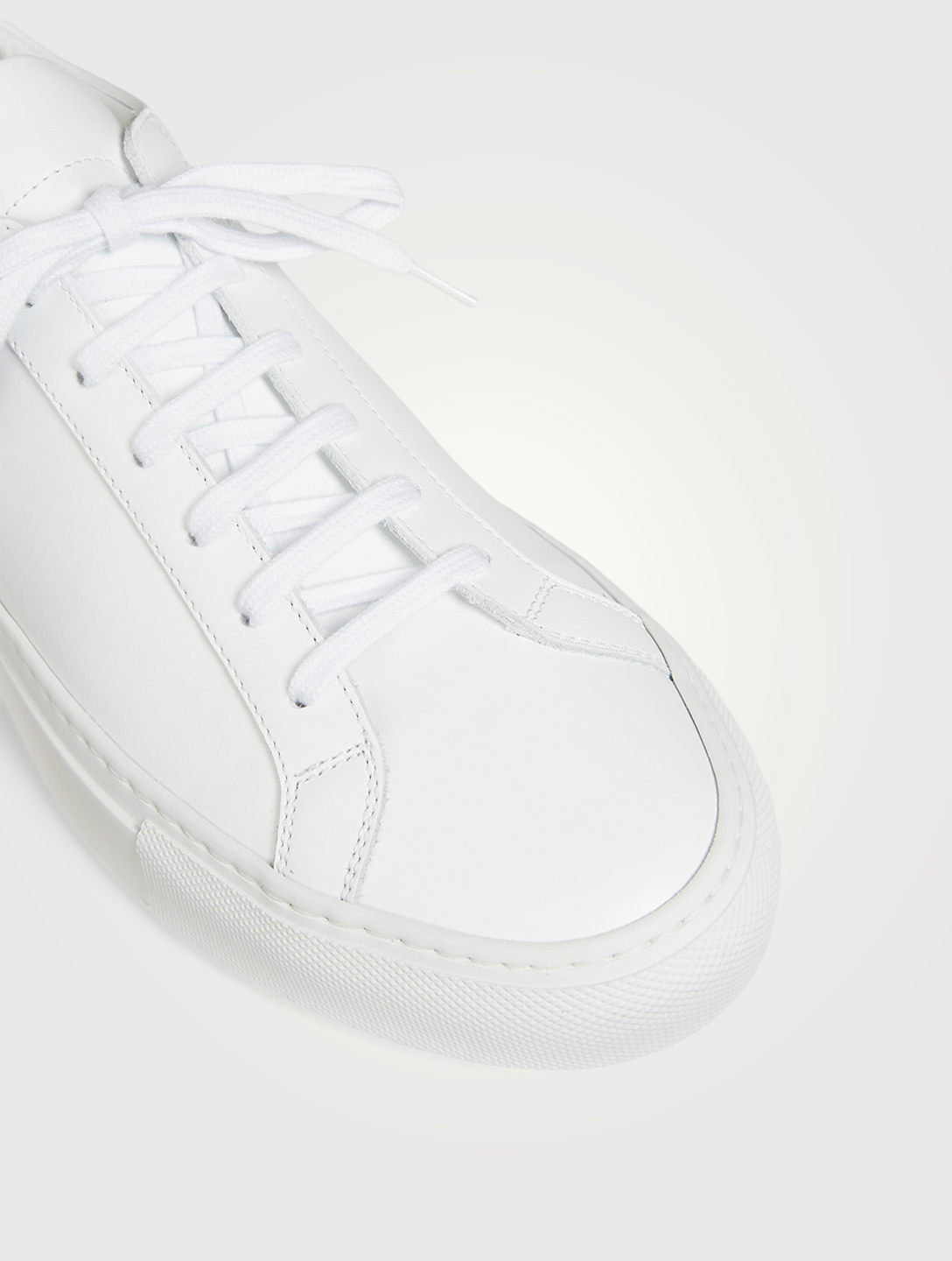 COMMON PROJECTS Original Achilles Leather Sneakers Men's White