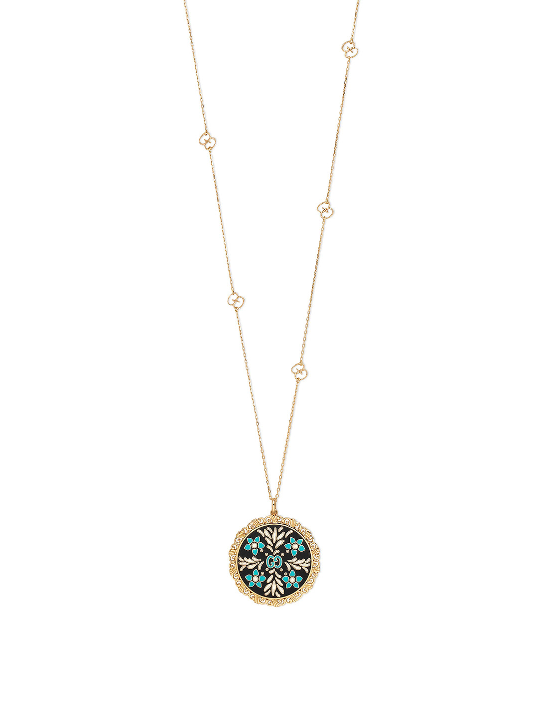 GUCCI Collier Icon en or 18 ct Femmes Or