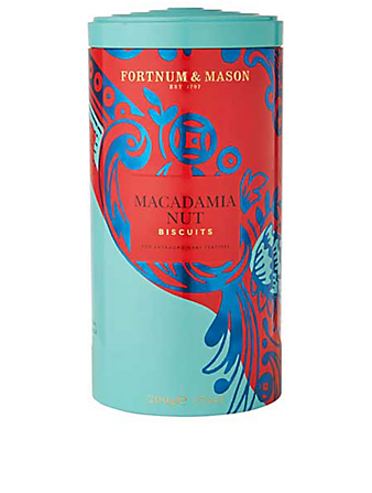 FORTNUM & MASON Piccadilly Macadamia Nut Biscuits Gifts No Color