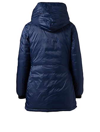 CANADA GOOSE Camp Down Puffer Jacket - Fusion Fit Designers Blue