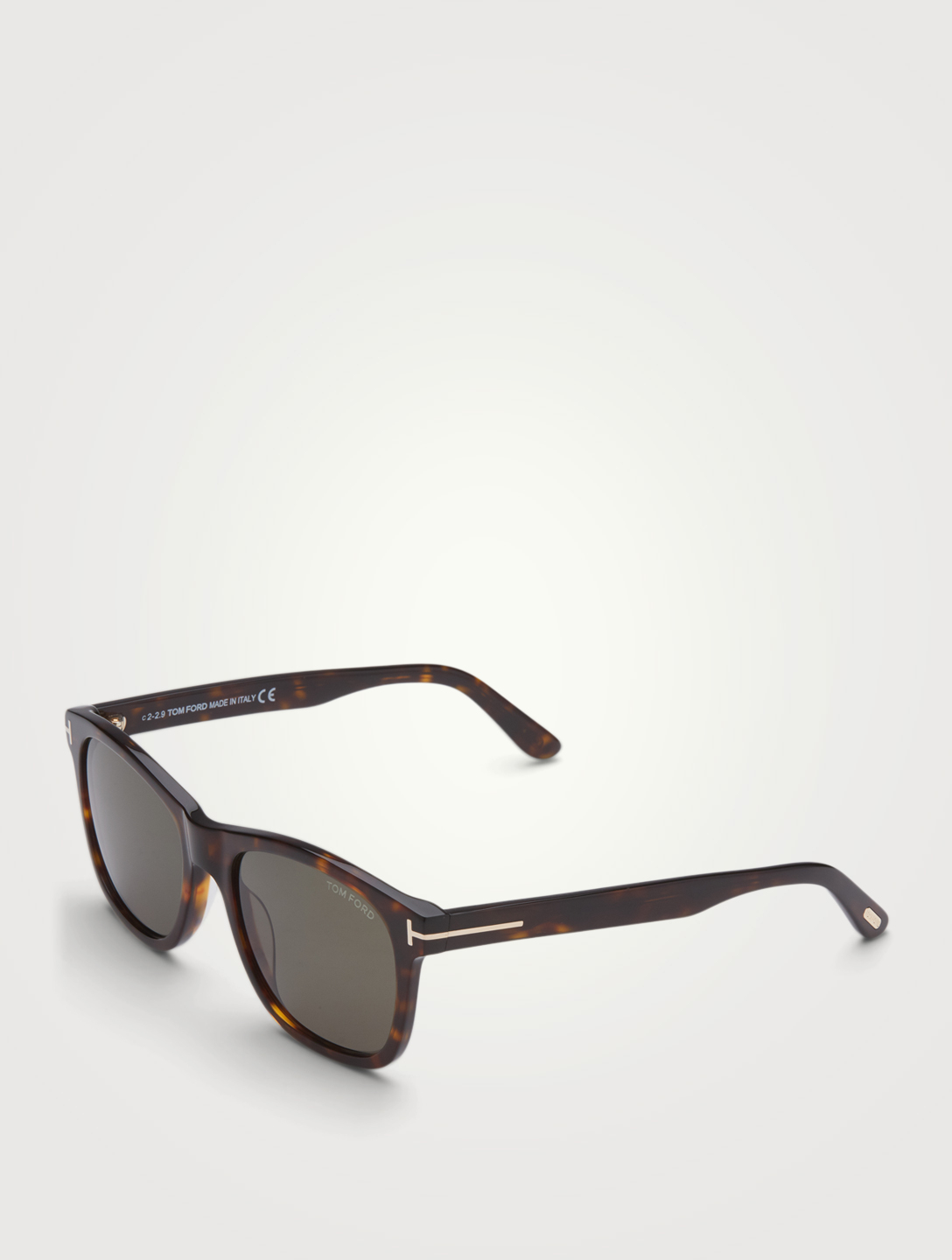 2446a62fe7a ... TOM FORD Eric Square Sunglasses Men s Brown