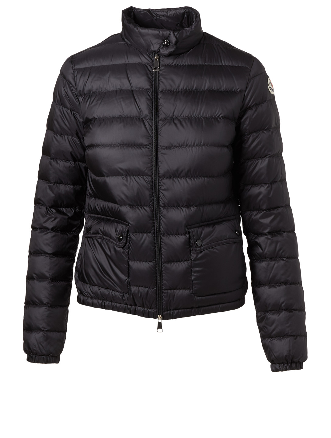 MONCLER Lans Down Puffer Jacket Women's Black