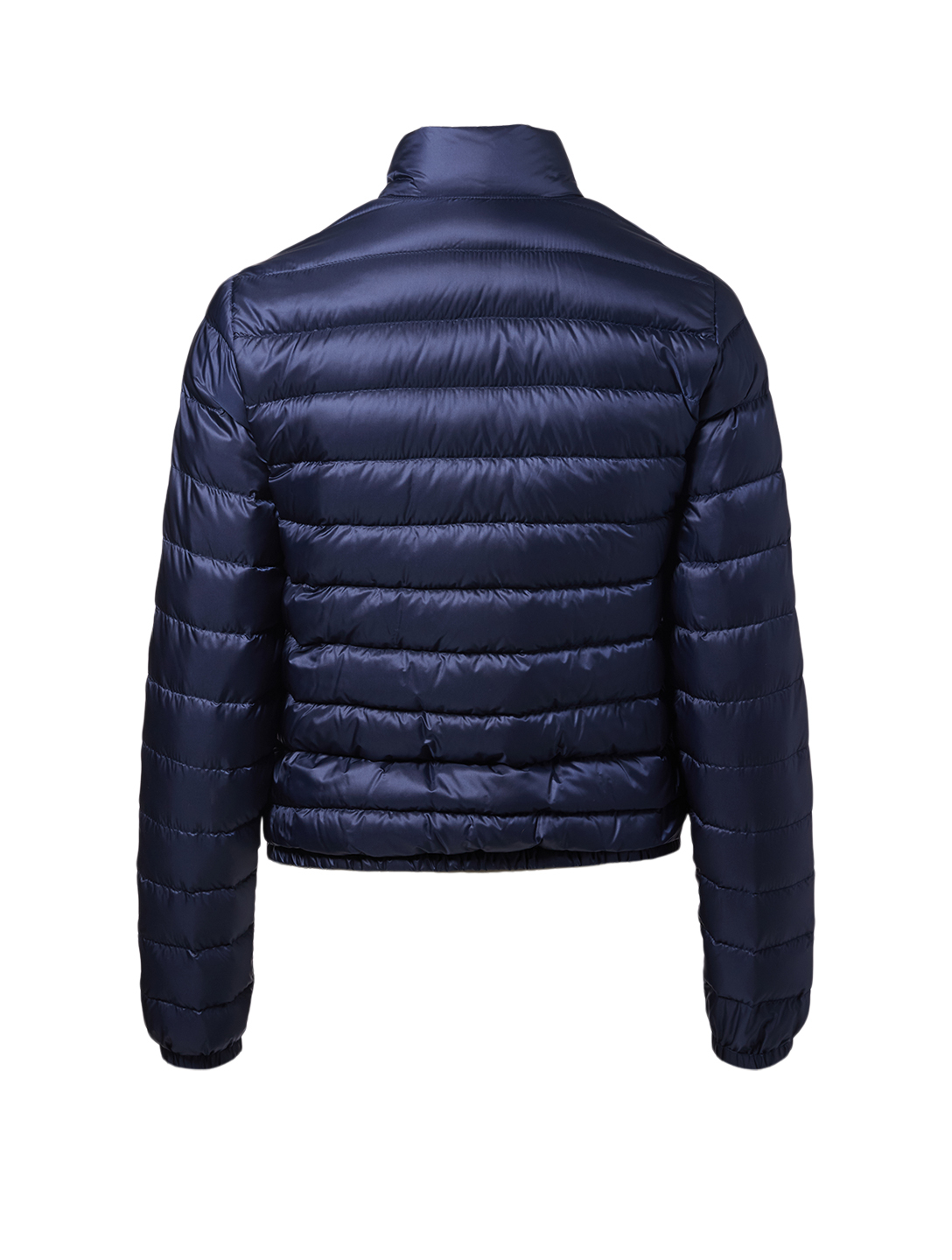 MONCLER Lans Down Puffer Jacket Women's Blue