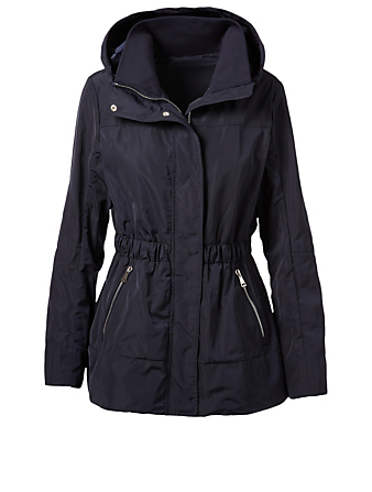 MONCLER Disthene Jacket Women's Blue