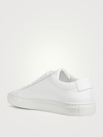 COMMON PROJECTS Original Achilles Leather Sneakers Women's White