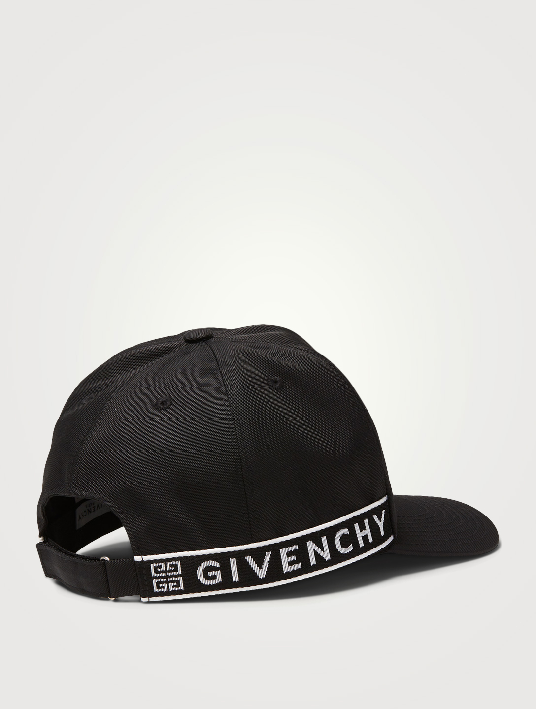 GIVENCHY Baseball Hat With Logo Detail Men's Black