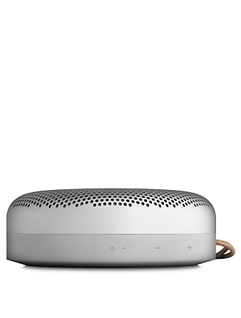 BANG & OLUFSEN Beoplay A1 Bluetooth Speaker Gifts Silver