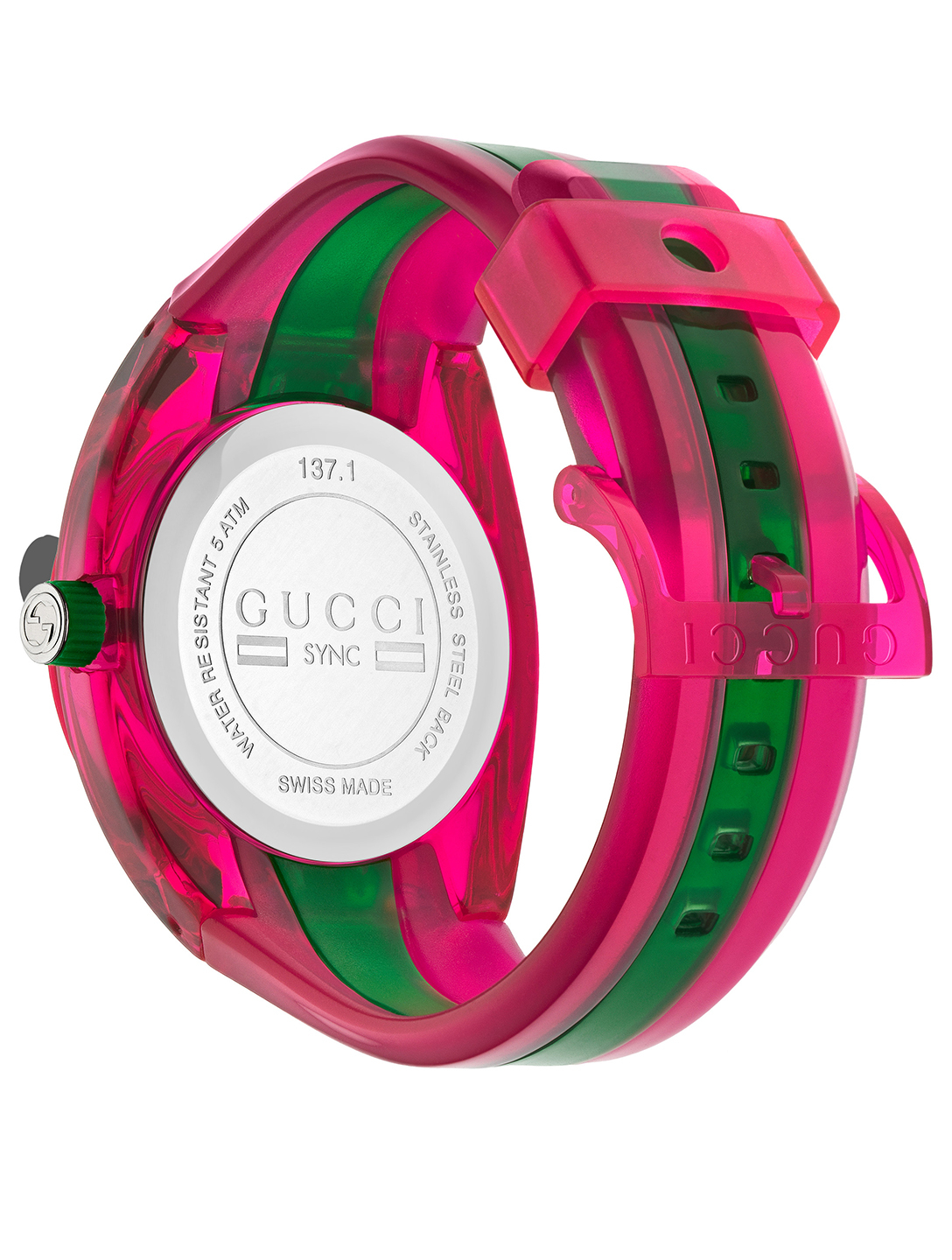 GUCCI Gucci Sync Watch Men's Multi