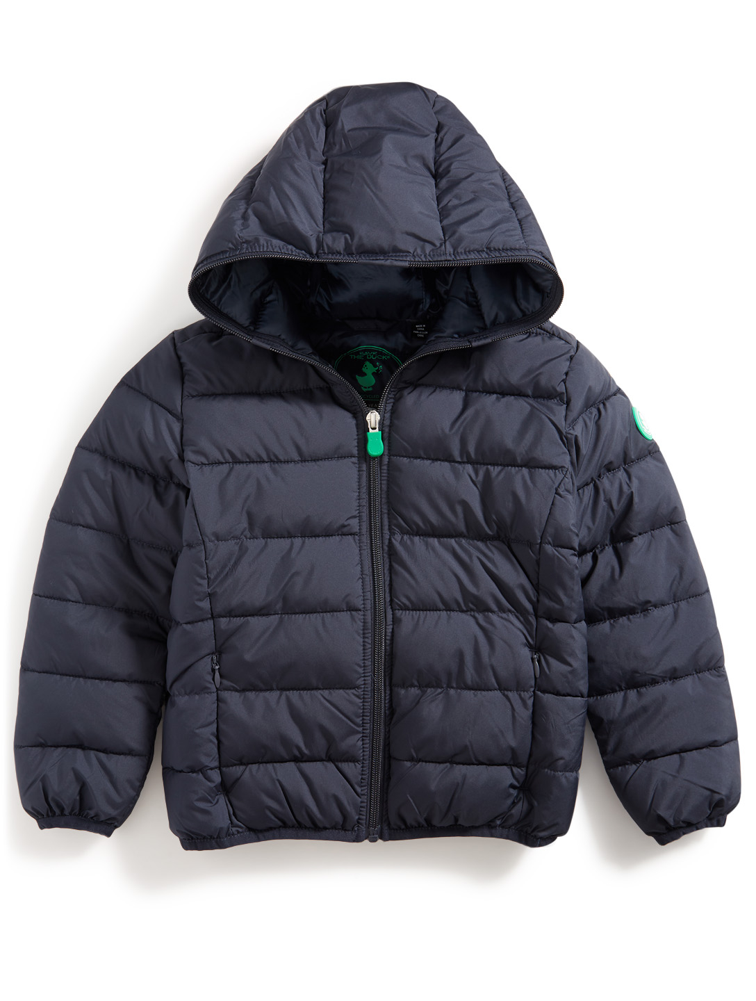 e31704819 Youth Recycled Puffer Jacket