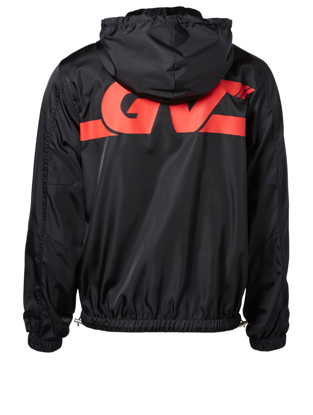 GIVENCHY GV Motocross Windbreaker Men's Black