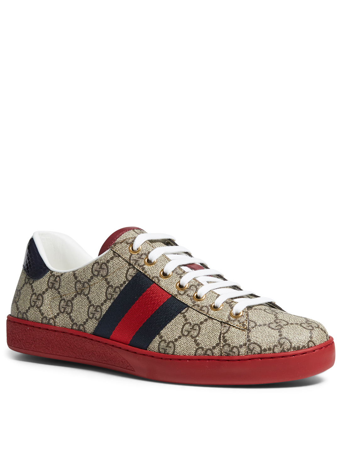 6539de265c7 ... GUCCI Ace GG Supreme Sneakers Designers Neutral ...