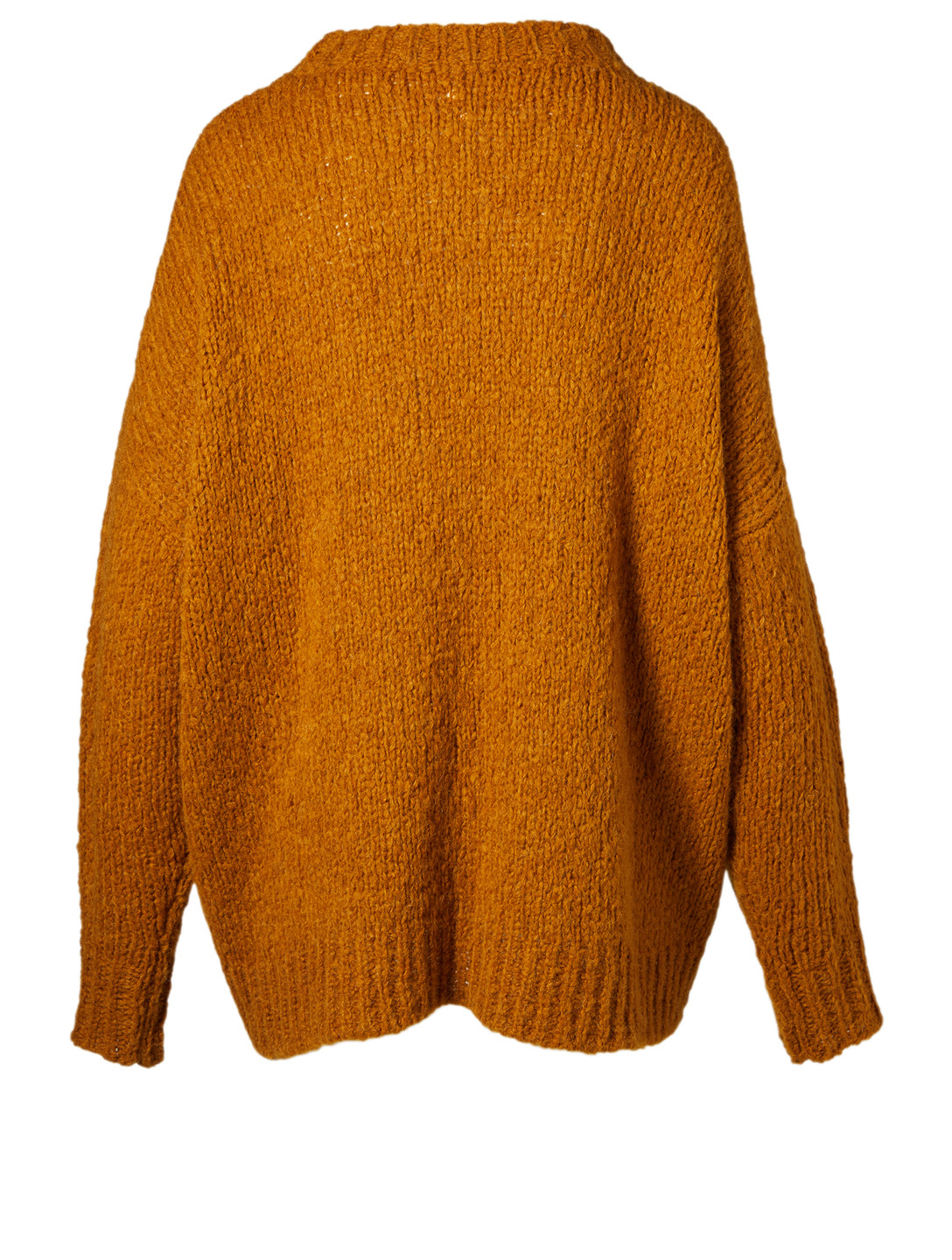 ISABEL MARANT ÉTOILE Sayers Alpaca And Wool Sweater Women's Yellow