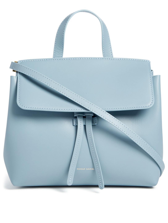 259643b7d MANSUR GAVRIEL Extra Mini Leather Lady Bag | Holt Renfrew