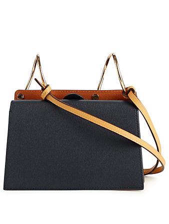 401ad17e2531 ... DANSE LENTE Mini Phoebe Leather Shoulder Bag Women s Neutral ...