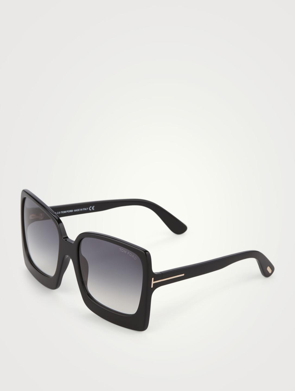 Tom Ford Katrine Square Sunglasses Holt Renfrew Canada
