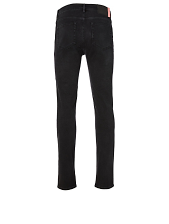 ACNE STUDIOS North Slim Fit Jeans Men's Black