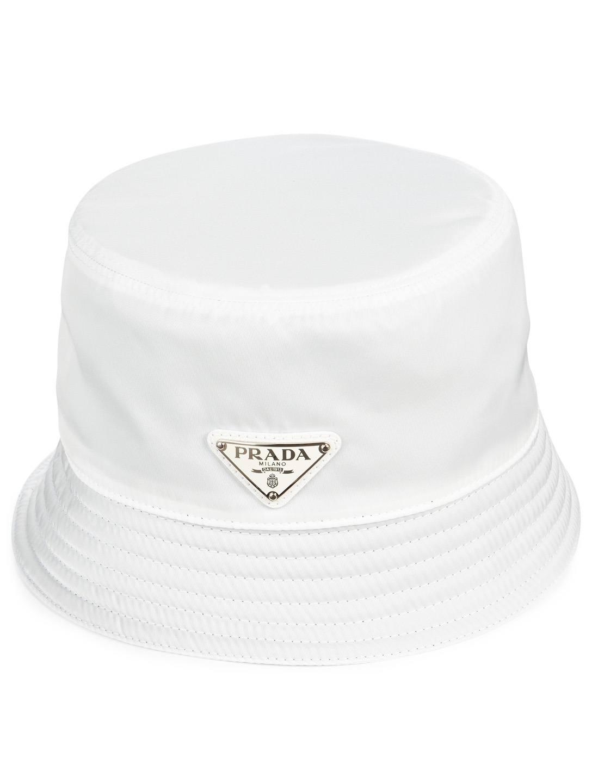 ca6434857a79 PRADA Nylon Bucket Hat | Holt Renfrew