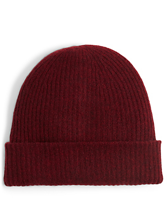 WHITE & WARREN Tuque en cachemire Collections Rouge