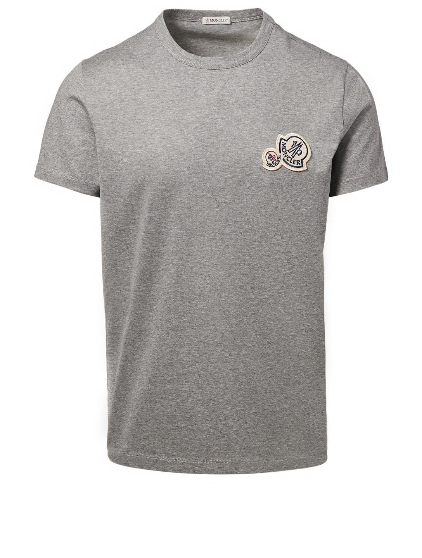 8fe41b90 MONCLER Double Logo T-Shirt | Holt Renfrew