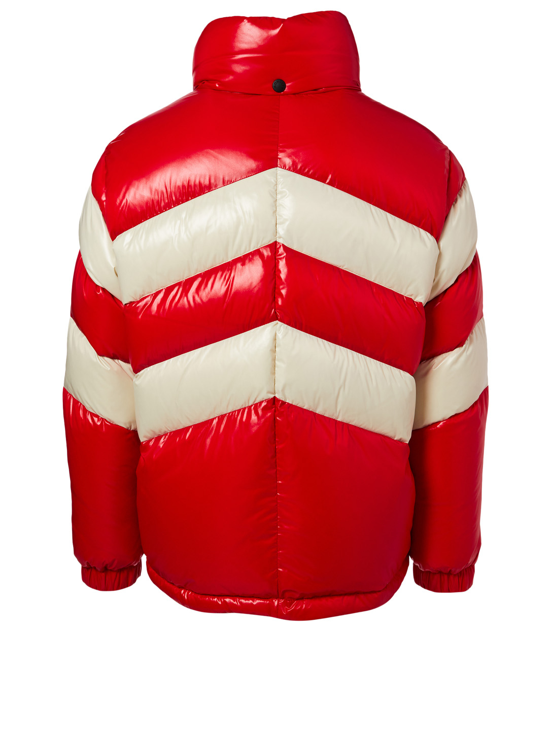 MONCLER GRENOBLE Golzern Down Puffer Jacket Men's Red