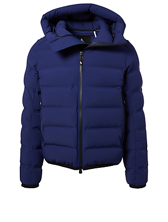 MONCLER GRENOBLE Lagorai Down Puffer Jacket Men's Blue