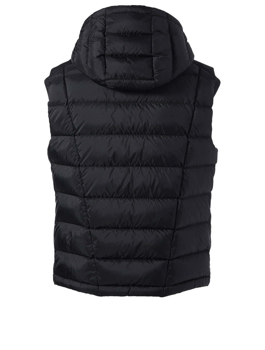 MONCLER GRENOBLE Rossiniere Down Puffer Vest Men's Black