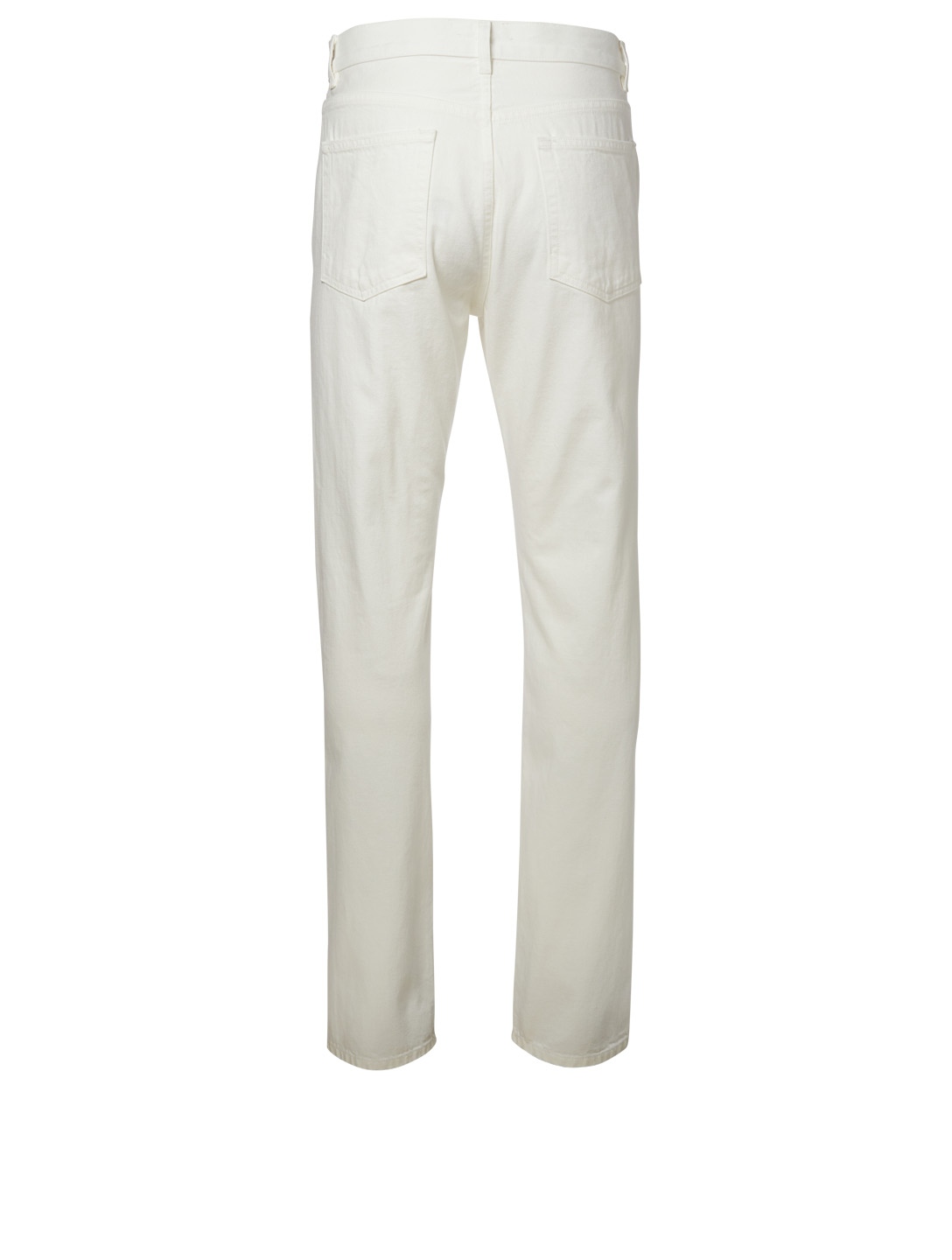 THE ROW Bryan Jeans Men's White