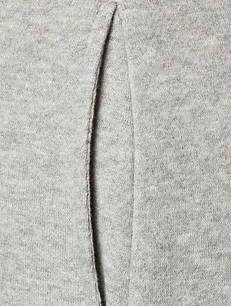 THE ROW French Terry Joggers Men's Grey